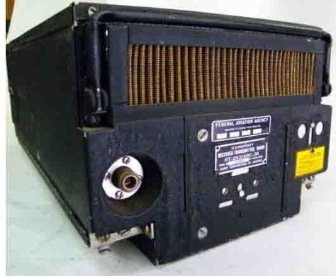 An ARC-34 UHF Radio used on the F-5A. Photo courtesy of columbiaelectronics.com thru ebay