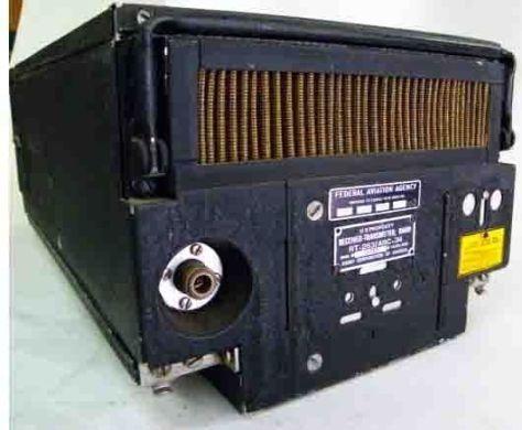 An ARC-34 UHF Radio used on the F-5A. Photo courtesy of columbiaelectronics.com thru ebay