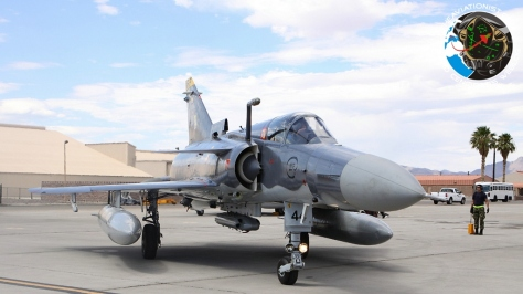 Colombian Air Force Kfir. Photo courtesy of The Aviationist website