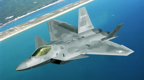 The KFX-201 Stealth Fighter program. Photo courtesy of the Garuda Militer website
