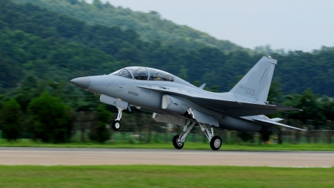 Will the FA-50 Take Off for the Philippines? Photo courtesy of Korea Aerospace Industries thru Flickr.