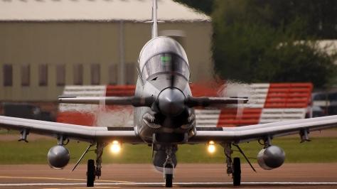 An AT-6B Texan II. Photo courtesy of Airwolfhound thru Flickr.