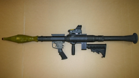 An RPG-7USA. Photo courtesy of the X-Box Experts Blog