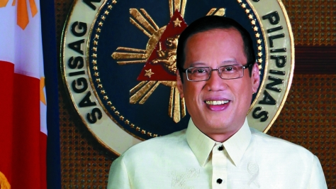 Benigno Aquino Jr., the 15th President of the Republic of the Philippines