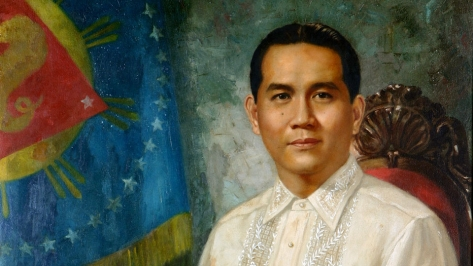 Diosdado Macapagal, the 9th President of the Republic of the Philippines