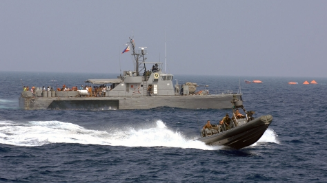 A Tomas Batillo-class Patrol Boat, or former Chamsuri-class Patrol Boat. Photo courtesy of Wikipedia Commons.