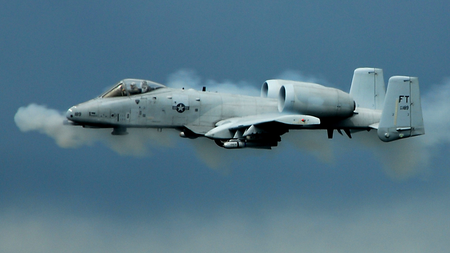 A 10 Warthog Firing A-10 Warthogs for the ...