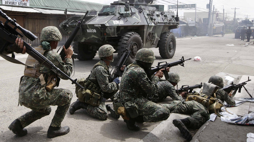Increasing the Firepower of the Philippine Army's Infantry ...