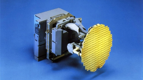 The ELM-2032 Multi-Mode Radar used on the FA-50PH. Photo courtesy of the Military Technology website.